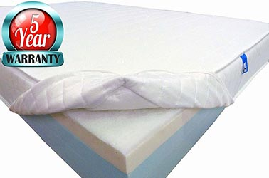 Coolmax foam mattress cover